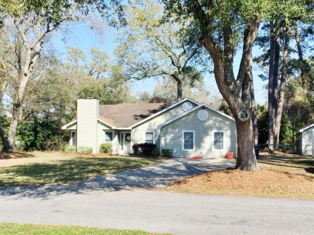 3048 Ratel Circle, Beaufort, SC 29902 (MLS #156252) :: RE/MAX Coastal Realty