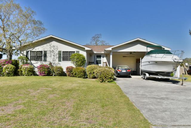 1814 Carolina Avenue, Beaufort, SC 29906 (MLS #156261) :: RE/MAX Coastal Realty