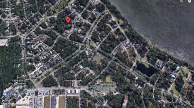 1 Tuscarora Trail, Beaufort, SC 29906 (MLS #156264) :: RE/MAX Coastal Realty