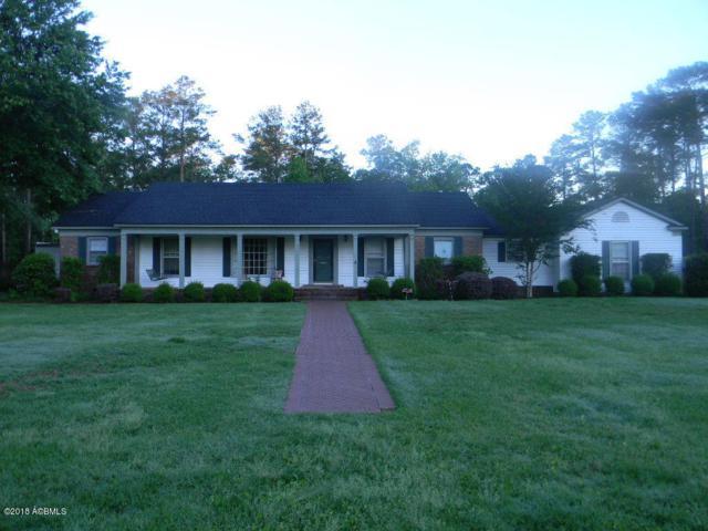 202 Joey Street, Hampton, SC 29924 (MLS #156284) :: RE/MAX Coastal Realty