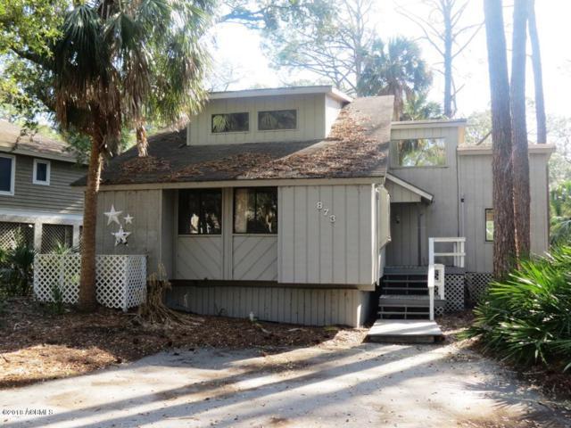 873 Salt Cedar Lane, Fripp Island, SC 29920 (MLS #156288) :: RE/MAX Island Realty