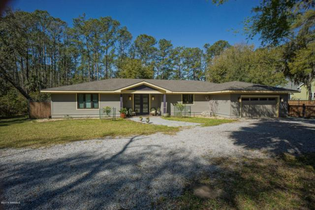 35 Cusabo Road, St. Helena Island, SC 29920 (MLS #156401) :: RE/MAX Coastal Realty