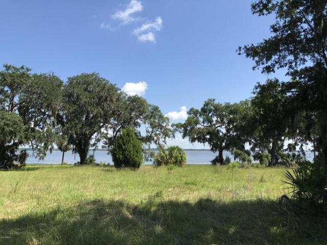 202 Old Plantation Drive W, Beaufort, SC 29907 (MLS #156408) :: RE/MAX Island Realty