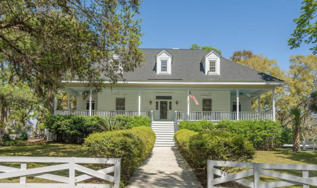 161 Coosaw River Drive, Beaufort, SC 29907 (MLS #156518) :: RE/MAX Coastal Realty