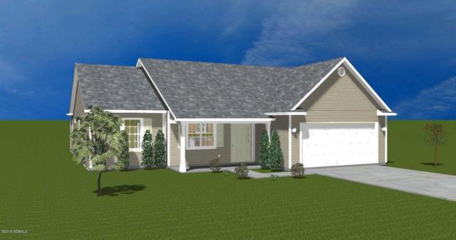 430 Colony Drive, Ridgeland, SC 29936 (MLS #156589) :: RE/MAX Coastal Realty