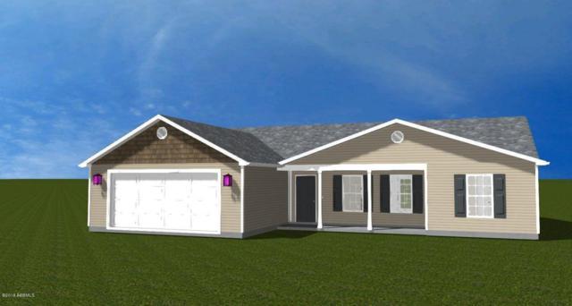 423 Colony Drive, Ridgeland, SC 29936 (MLS #156621) :: RE/MAX Coastal Realty