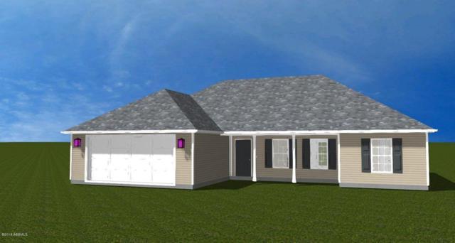 320 Honeycomb Lane, Ridgeland, SC 29936 (MLS #156625) :: RE/MAX Coastal Realty