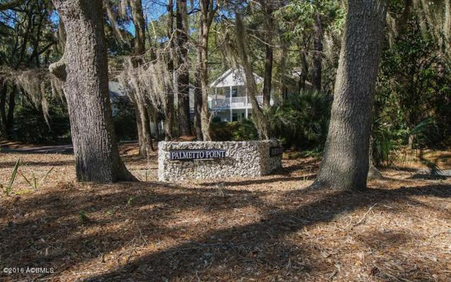 1108 Palmetto Point, Dataw Island, SC 29920 (MLS #156665) :: The Homes Finder Realty Group
