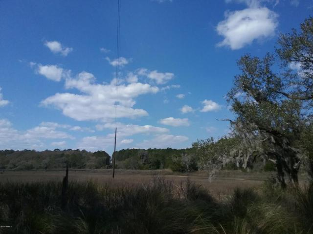 16c Red Bluff Estates - No Access, Beaufort, SC 29907 (MLS #156781) :: RE/MAX Island Realty