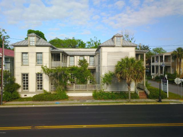 501 Carteret Street, Beaufort, SC 29902 (MLS #156803) :: RE/MAX Coastal Realty