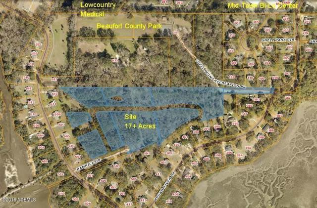 Tbd Hamrick Drive, Port Royal, SC 29935 (MLS #156867) :: RE/MAX Island Realty