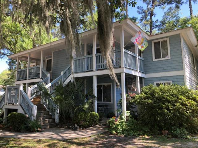 304 Battery Lane, Beaufort, SC 29902 (MLS #156877) :: RE/MAX Coastal Realty