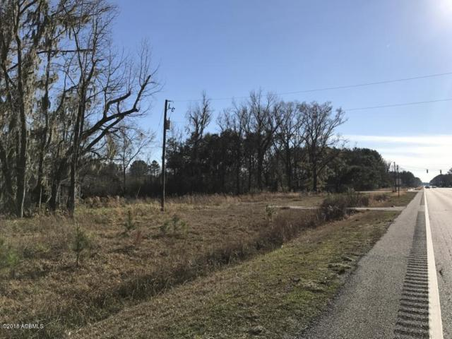 356 Charleston Hwy, Yemassee, SC 29945 (MLS #156903) :: RE/MAX Coastal Realty