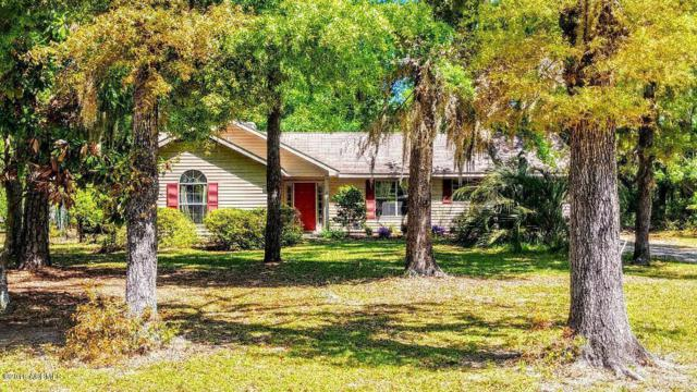 60 Cusabo Road, St. Helena Island, SC 29920 (MLS #156910) :: RE/MAX Coastal Realty