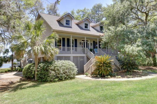 294 Perryclear Drive, Beaufort, SC 29906 (MLS #156939) :: RE/MAX Coastal Realty