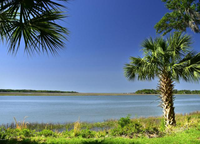 430 Distant Island Drive, Beaufort, SC 29907 (MLS #156973) :: RE/MAX Island Realty