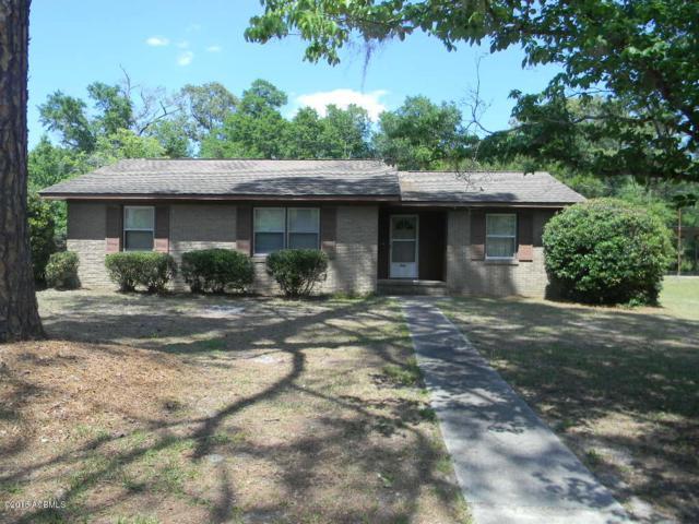 262 W Pine Street, Varnville, SC 29944 (MLS #157070) :: RE/MAX Island Realty