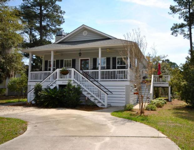 2921 Waters Edge Court E, Beaufort, SC 29902 (MLS #157087) :: RE/MAX Coastal Realty