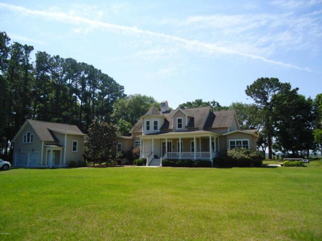 11 Belle Isle Farms, Beaufort, SC 29907 (MLS #157094) :: RE/MAX Coastal Realty