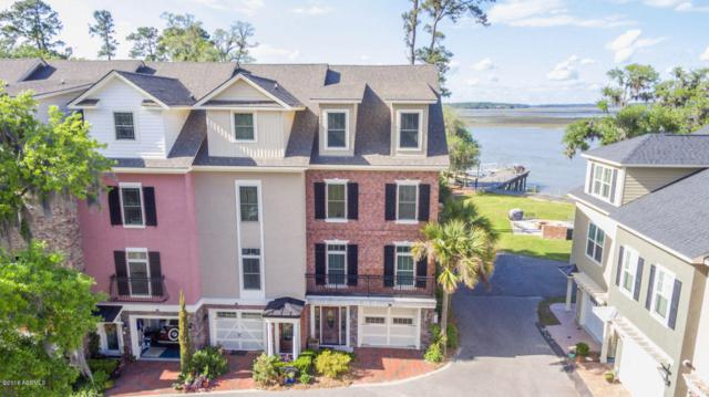 54 Battery Creek Club Drive, Beaufort, SC 29902 (MLS #157150) :: RE/MAX Coastal Realty