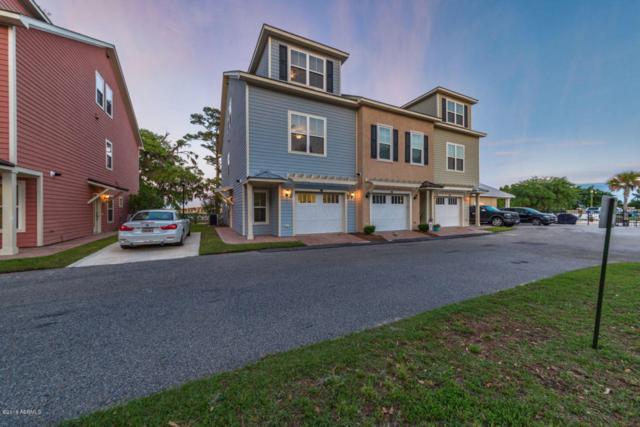 70 Battery Creek Club Drive, Beaufort, SC 29902 (MLS #157153) :: RE/MAX Island Realty