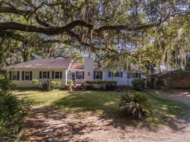 15 Inwood Plantation Drive, Beaufort, SC 29906 (MLS #157191) :: RE/MAX Coastal Realty