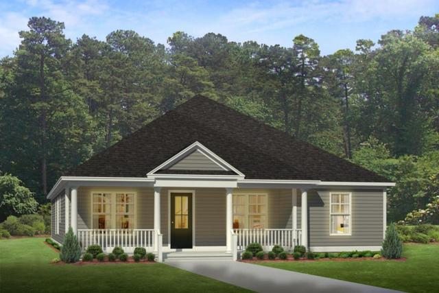 3730 Sage Drive, Beaufort, SC 29907 (MLS #157233) :: RE/MAX Island Realty
