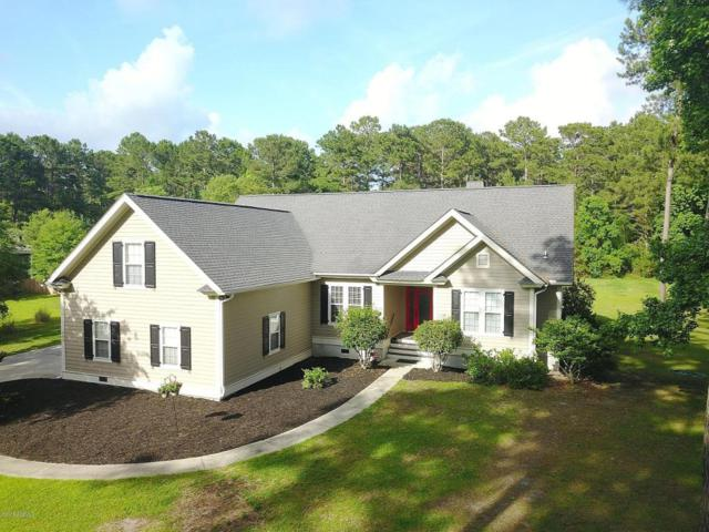 203 Green Winged Teal Drive S, Beaufort, SC 29907 (MLS #157255) :: RE/MAX Coastal Realty