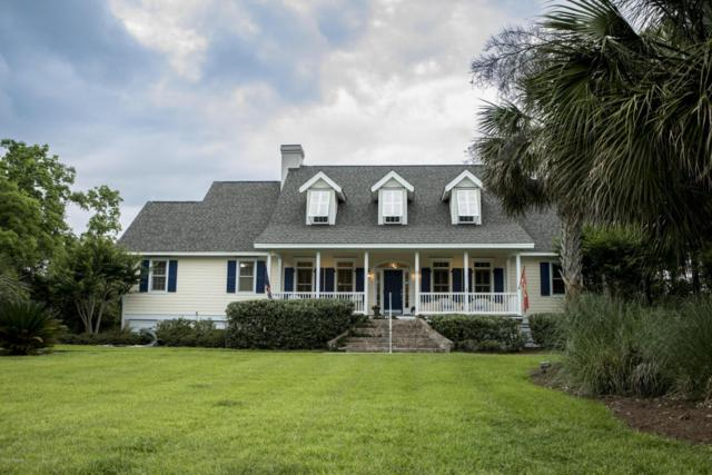 115 Dolphin Point Drive, Beaufort, SC 29907 (MLS #157285) :: RE/MAX Coastal Realty