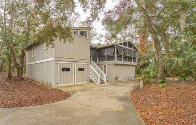 374 Perch Drive, Fripp Island, SC 29920 (MLS #157332) :: RE/MAX Coastal Realty