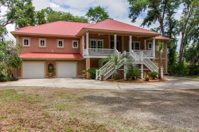 10 Comfort Point, St. Helena Island, SC 29920 (MLS #157337) :: RE/MAX Island Realty