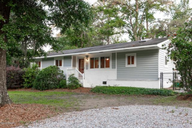 2409 South Drive, Beaufort, SC 29902 (MLS #157442) :: RE/MAX Island Realty