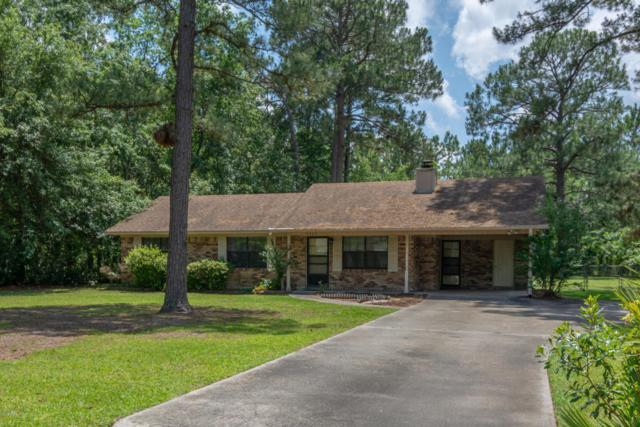4425 Pinewood Circle, Beaufort, SC 29906 (MLS #157451) :: RE/MAX Coastal Realty