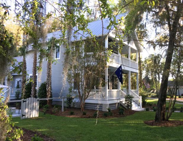 109 Sturdevant Drive, Beaufort, SC 29902 (MLS #157484) :: RE/MAX Coastal Realty