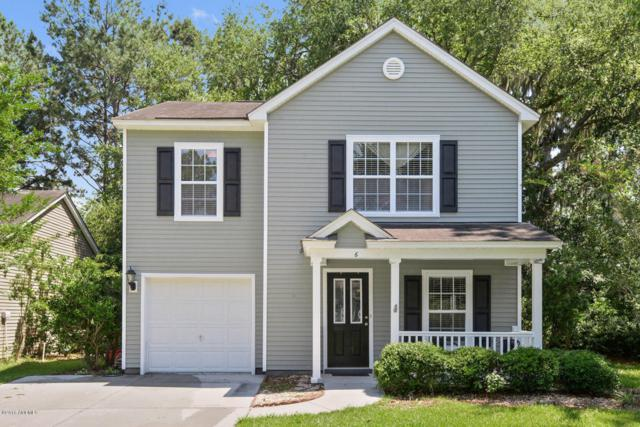 6 Harbison Place, Beaufort, SC 29906 (MLS #157539) :: RE/MAX Island Realty