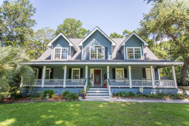 52 Seabrook Point Drive, Seabrook, SC 29940 (MLS #157581) :: RE/MAX Coastal Realty