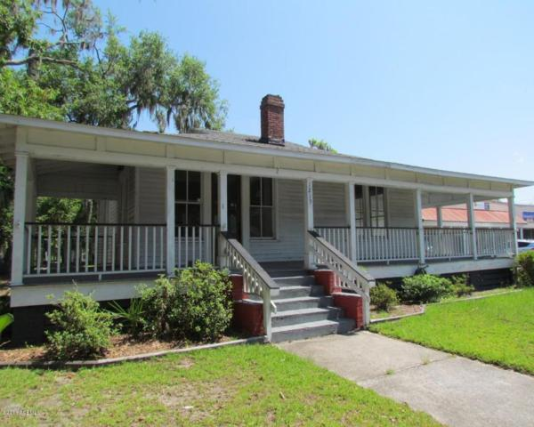 1215 Boundary Street, Beaufort, SC 29902 (MLS #157626) :: RE/MAX Coastal Realty