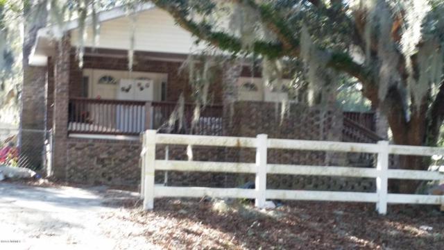 1503 Sycamore Street, Beaufort, SC 29902 (MLS #157662) :: RE/MAX Coastal Realty
