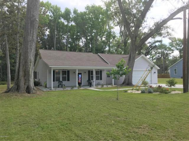 5005 Dogwood Street, Beaufort, SC 29906 (MLS #157810) :: RE/MAX Coastal Realty