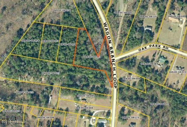 2760 Wagon Branch Loop, Ridgeland, SC 29936 (MLS #157811) :: RE/MAX Island Realty