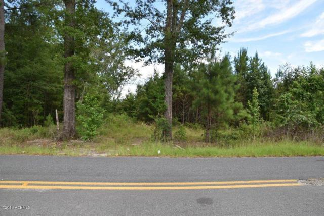 0000 Old Charleston Road, Hardeeville, SC 29927 (MLS #157852) :: RE/MAX Coastal Realty