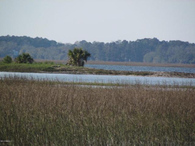 7 Turnstone Drive N, Beaufort, SC 29907 (MLS #157881) :: RE/MAX Island Realty
