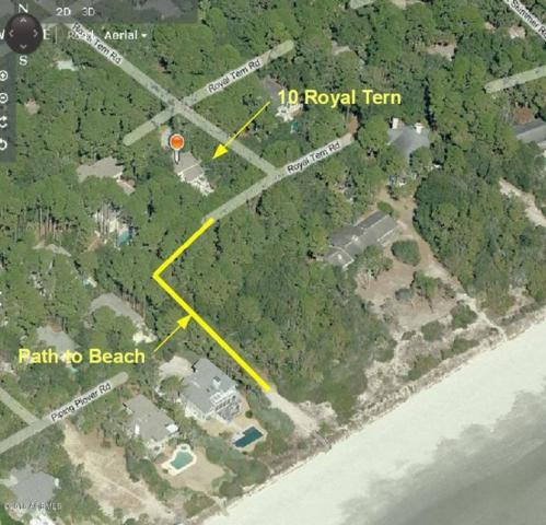 10 Royal Tern Road, Hilton Head Island, SC 29928 (MLS #157894) :: RE/MAX Coastal Realty