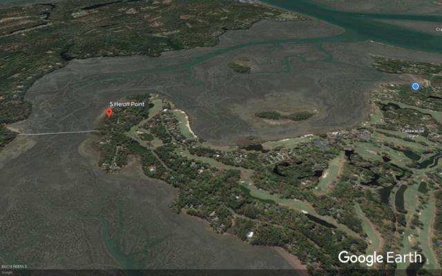5 Heron Point, Okatie, SC 29909 (MLS #157901) :: RE/MAX Island Realty