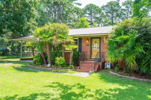 903 Mcteer Circle, Beaufort, SC 29902 (MLS #157909) :: RE/MAX Island Realty