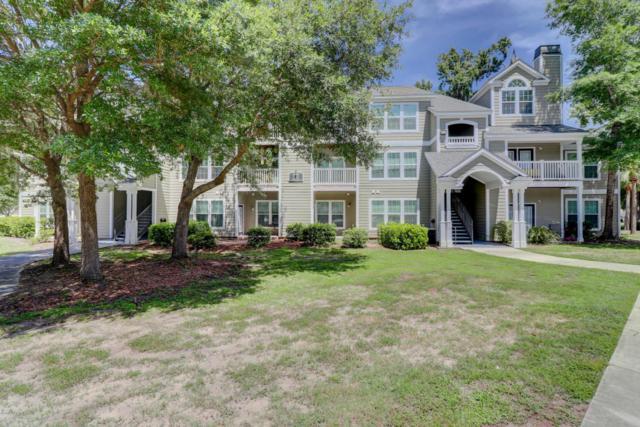 100 Kensington Boulevard #608, Bluffton, SC 29910 (MLS #157919) :: RE/MAX Coastal Realty