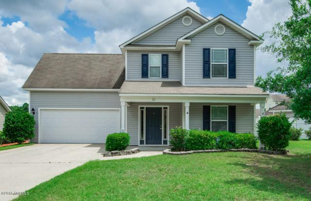 24 Heartstone Circle, Bluffton, SC 29910 (MLS #157922) :: RE/MAX Island Realty