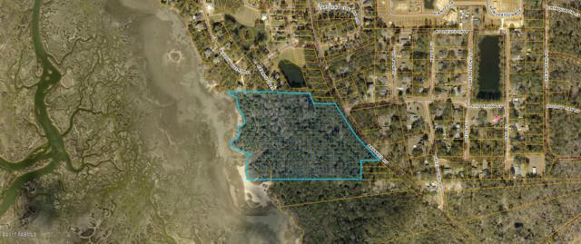 152 Baynard Road, Beaufort, SC 29906 (MLS #157930) :: RE/MAX Coastal Realty