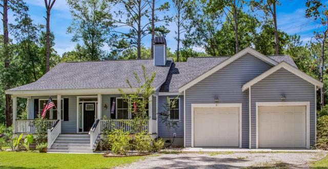 5 Moultrie Court, Beaufort, SC 29907 (MLS #157931) :: RE/MAX Coastal Realty