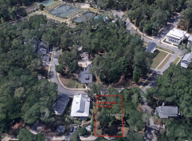 12 Park, Beaufort, SC 29906 (MLS #157978) :: RE/MAX Coastal Realty